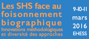 Colloque biographie 2016 EHESS